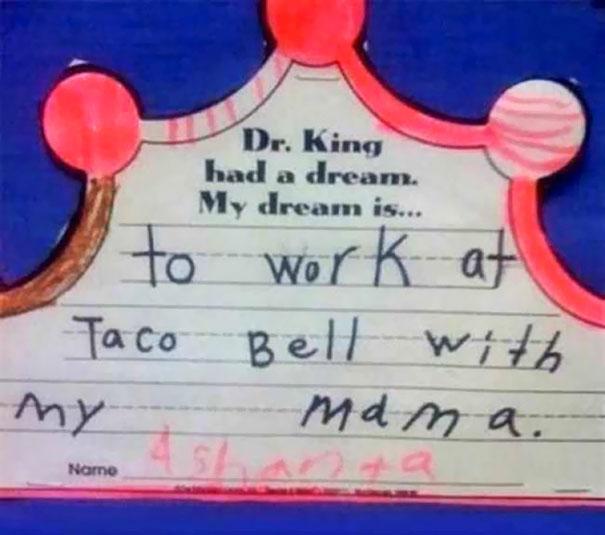 Lo que un niño quiere ser de grande 12