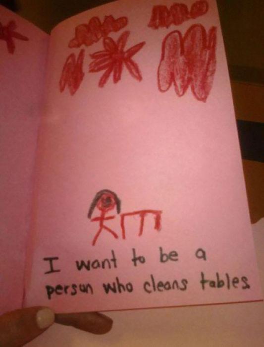 Lo que un niño quiere ser de grande 13