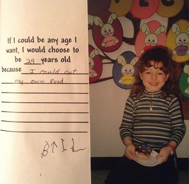 Lo que un niño quiere ser de grande 14