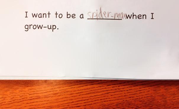 Lo que un niño quiere ser de grande 16