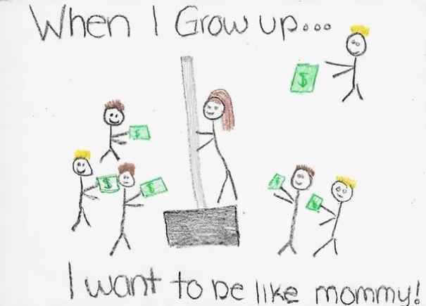 Lo que un niño quiere ser de grande 3