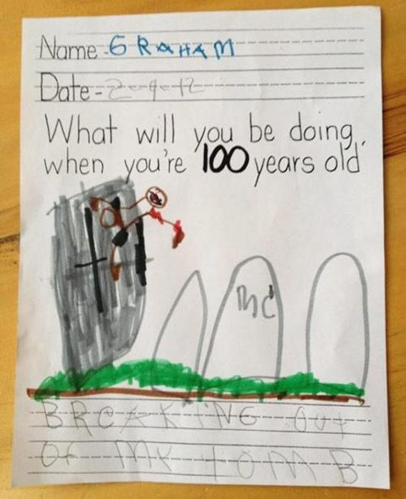 Lo que un niño quiere ser de grande 6