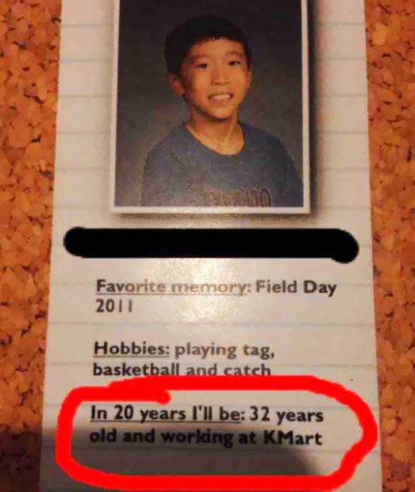 Lo que un niño quiere ser de grande 7