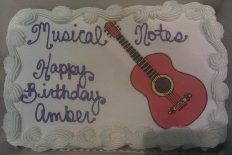 Walmart Birthday Cake Screw Up