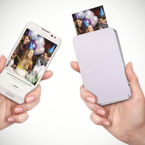 Impresora de foto en celular