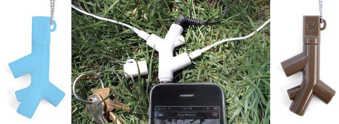 Adaptador para celular