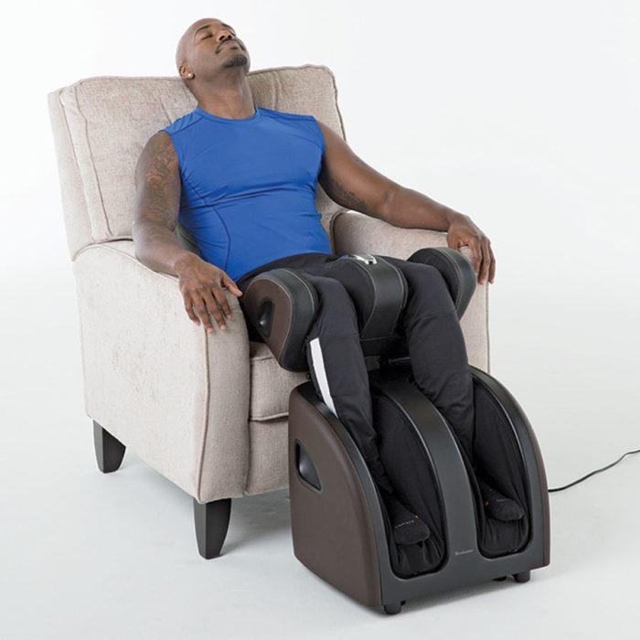 masajeador de pies, pantorrillas y muslos