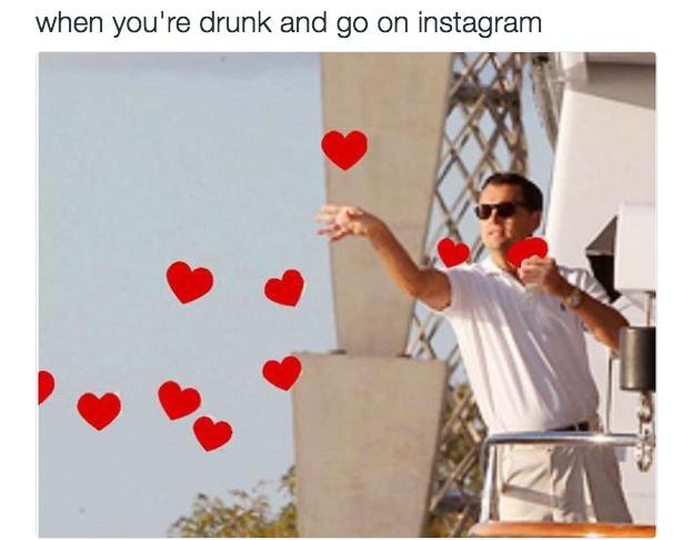 dar muchos likes en instagram
