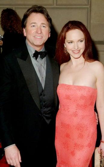 John Ritter y Amy Yasbeck