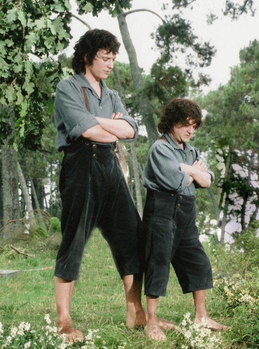 dublê el hobbit