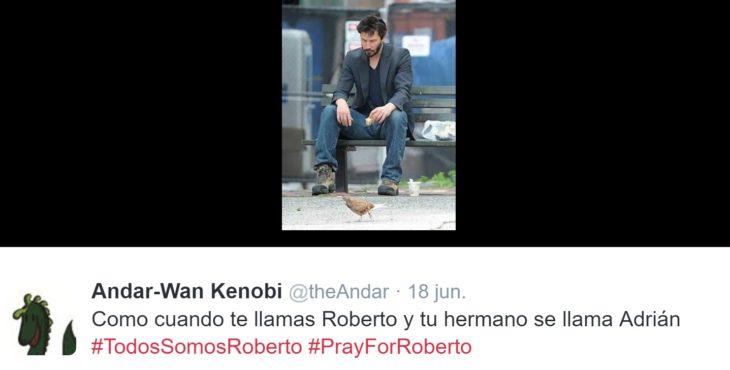 #TodosSomosRoberto keanu reeves