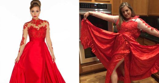 Los peores vestidos comprados por Internet