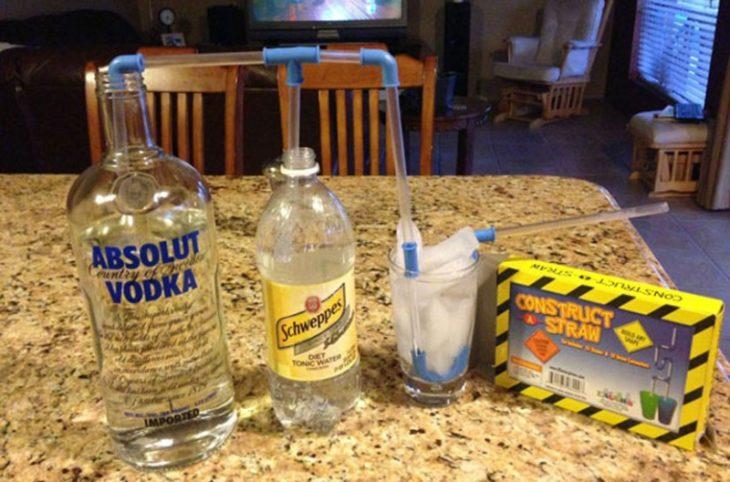 juego para beber alcohol