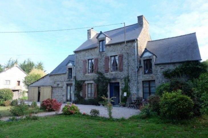 casa de piedra, francia