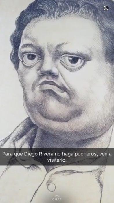 diego rivera snapchat