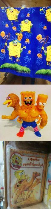 juguetes pirata de bob esponja