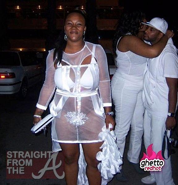 vestido de novia feo y revelador