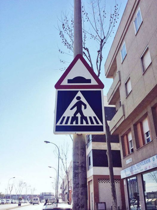 señalamiento abducción