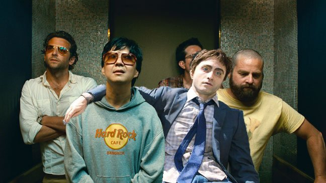 the hangover troleado harry potter