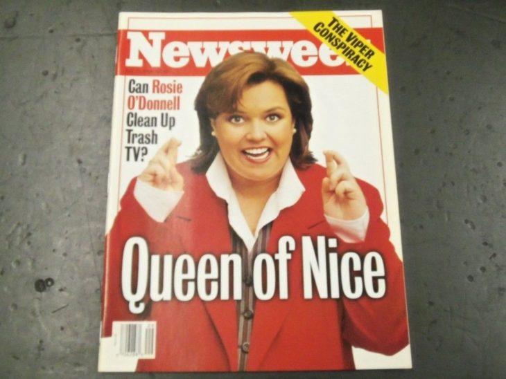 Revista de Rosie O´Donnell