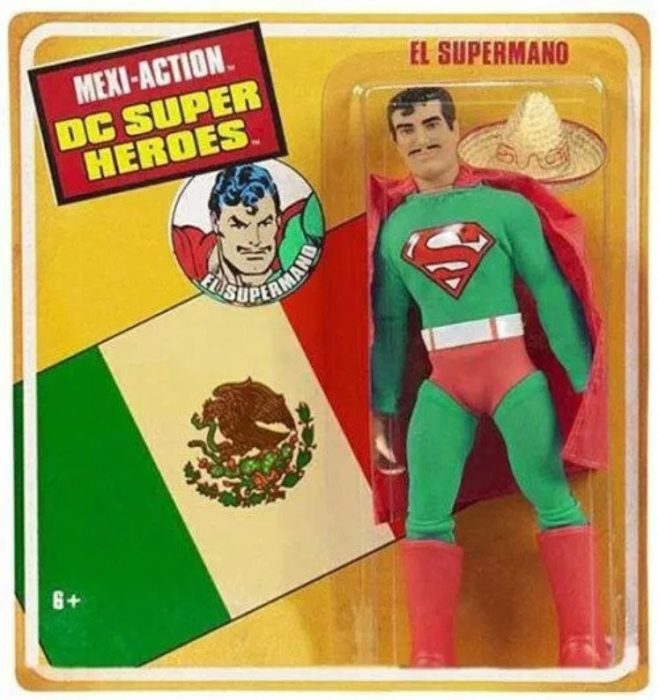 super hérore mexicano