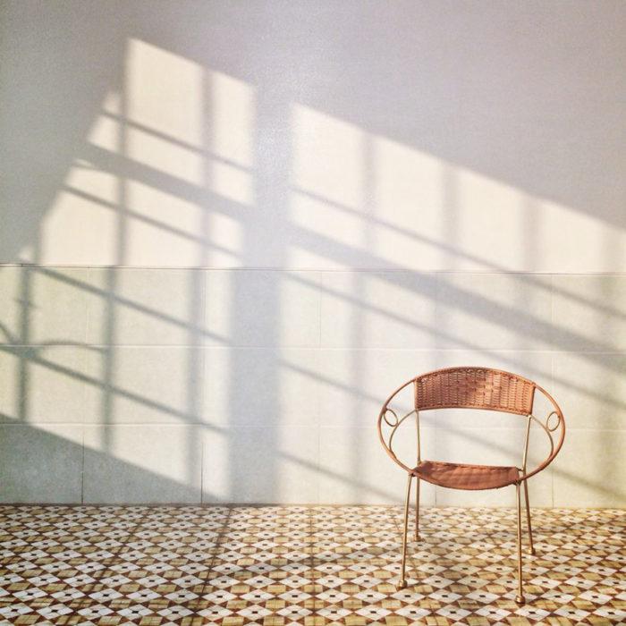 silla bodegón
