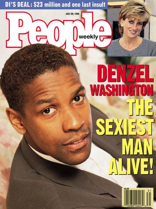 denzel washington revista people