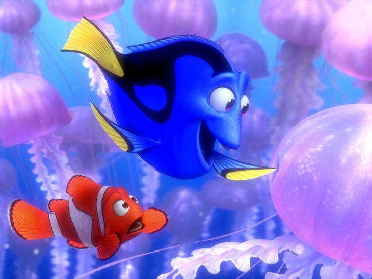 medusas dory y marlin