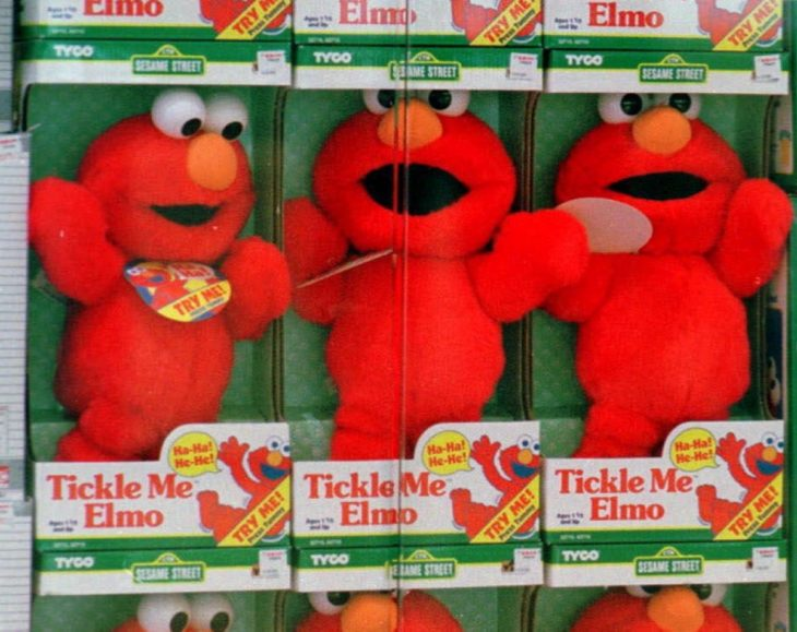 elmo cosqullas