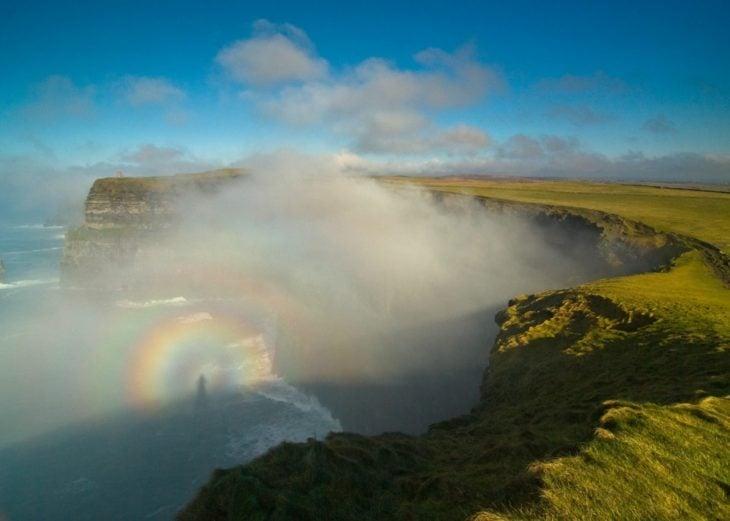 acantilados de irlanda