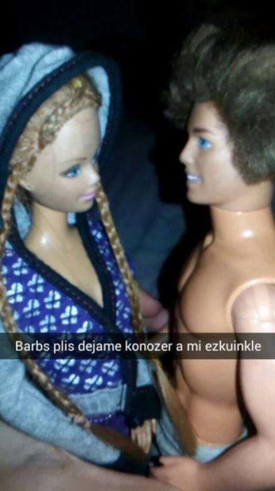 el Ken le fue a rogar de nuevo