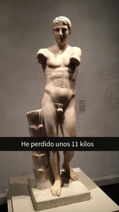 escultura sin brazos