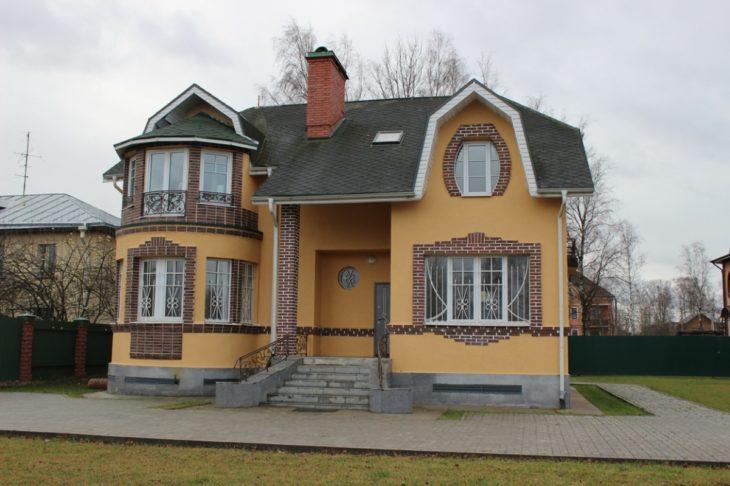 casa agradável na Rússia