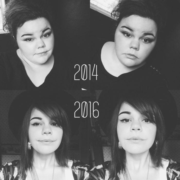 fotos 2014-2016 pérdida de peso