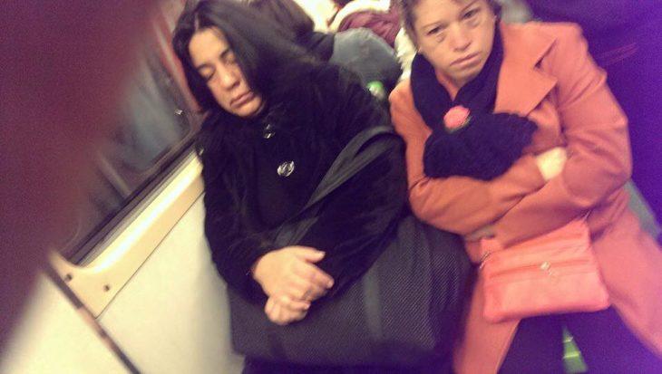snape en el metro de la ciudad de méxico