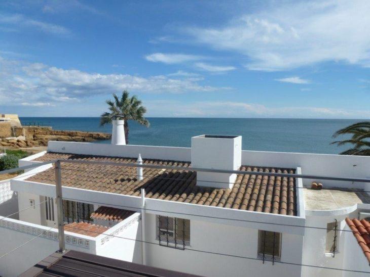 casa cerca del mar en portugal