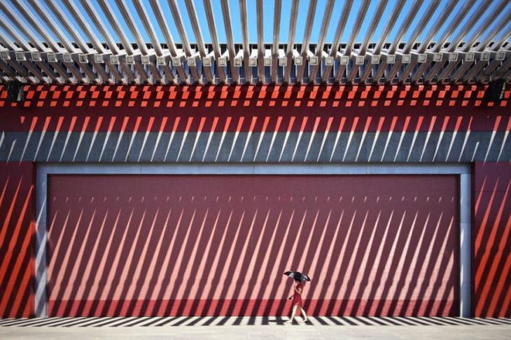 fotografía de arquitectura tomada con iphone