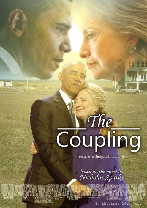 hilary y obama edición película romántica