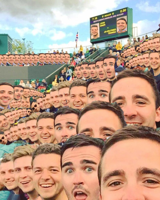 muchas cabezas