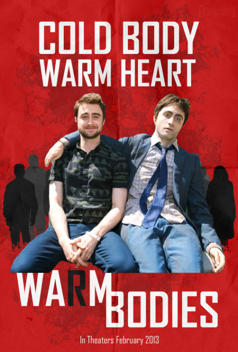danniel radcliffe cold body warm heart
