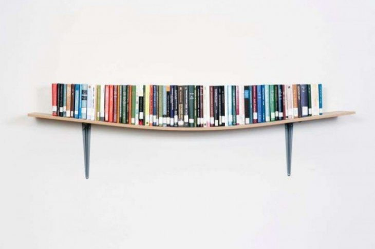 libros perfectamente alineados