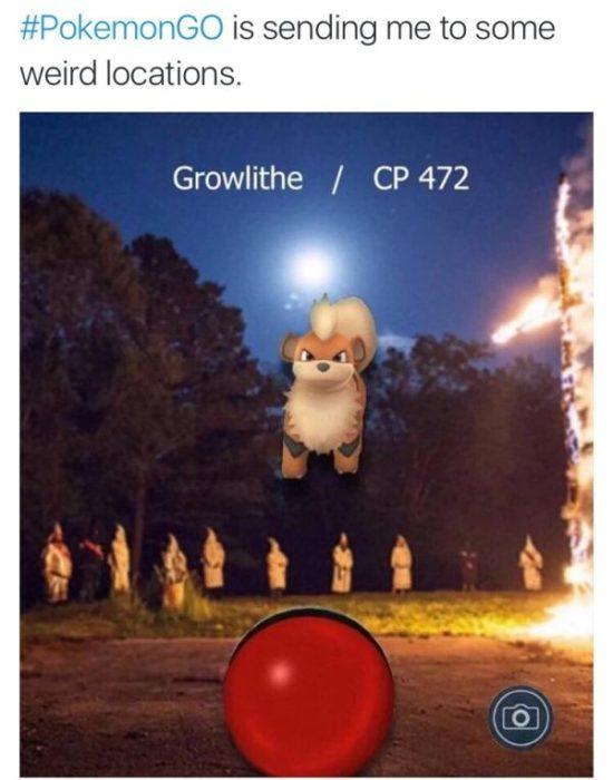 Adictos Pokemón Go en una secta