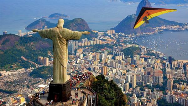 visitando a brasil