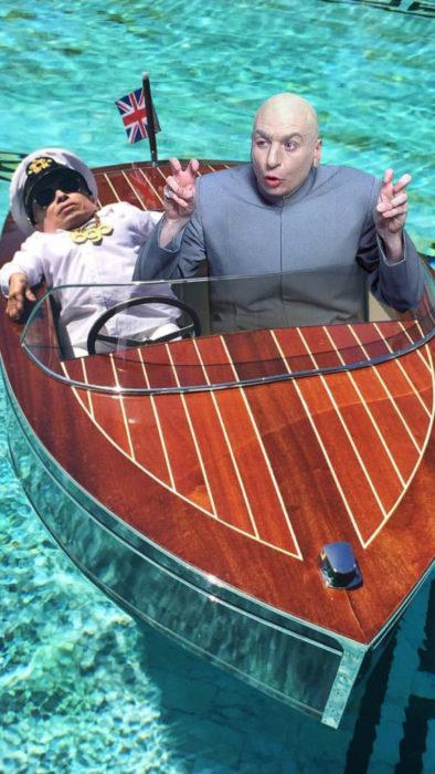 Batalla PS Verne Troyer con doctor malito