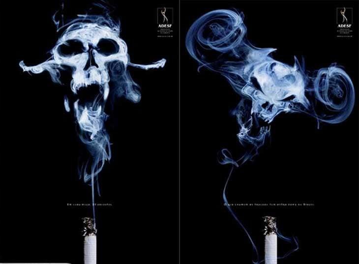 humo de cigarro en un 90 por ciento