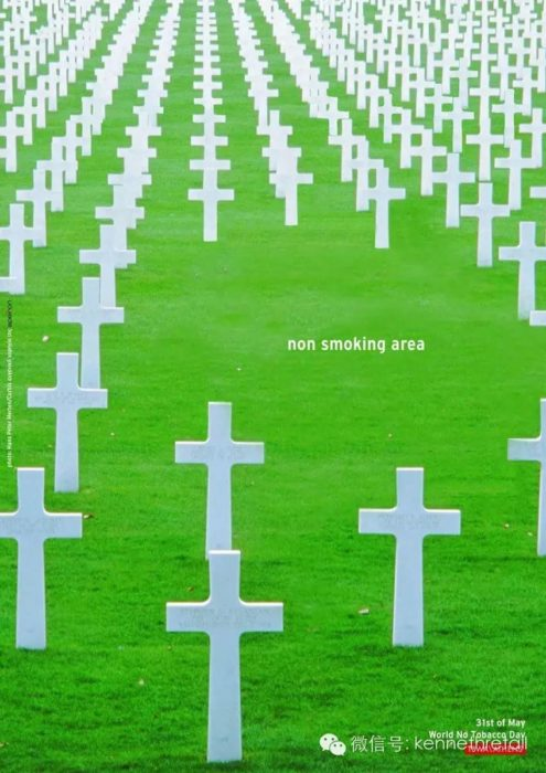 cementerio de fumadores