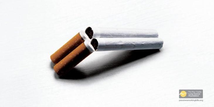 cigarros en forma de escopeta