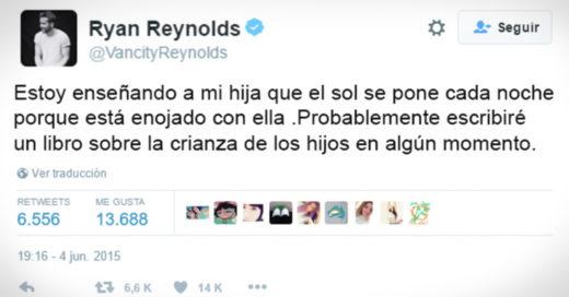 COVER 14 Tweets tan RIDÍCULOS y GRACIOSOS que convertirán a Ryan Reynolds en