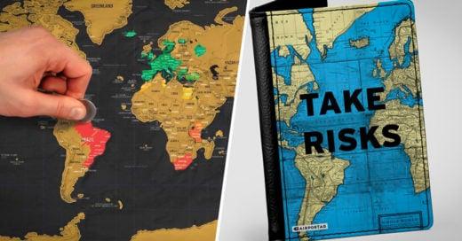 COVER 19 Regalos perfectos para cualquier viajero que harán que quieras recorrer el mundo