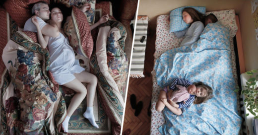 COVER 20 Hermosas fotografías de parejas durmientes y que pronto tendrán un bebé